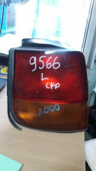 Стоп-сигнал Mitsubishi Rvr N23W задний левый (б/у)