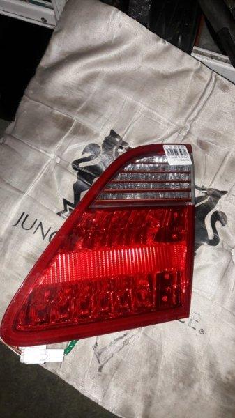 Стоп-вставка Toyota Crown GRS180 2005 задняя правая (б/у)