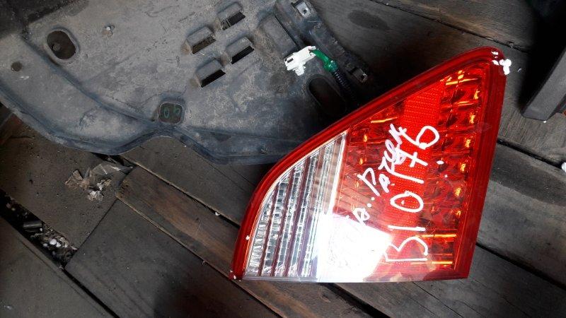 Стоп-вставка Toyota Crown GRS180 задняя левая (б/у)