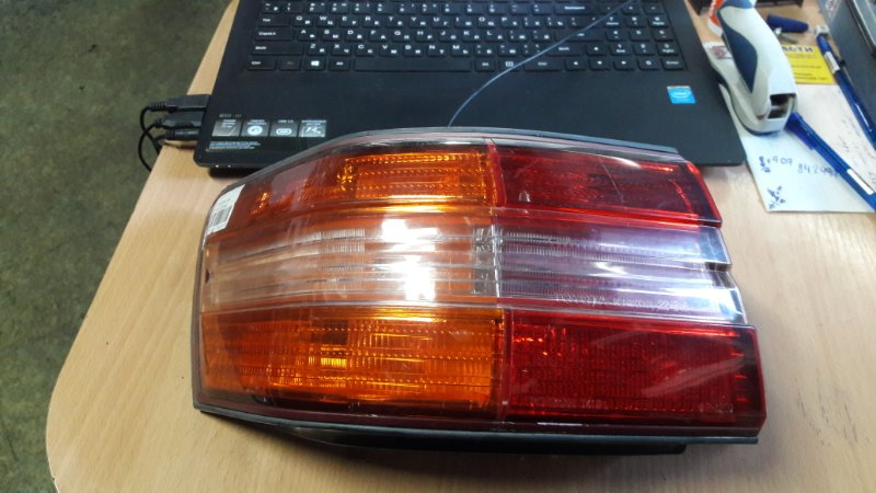 Стоп-сигнал Toyota Mark Ii GX100 1997 задний левый (б/у)