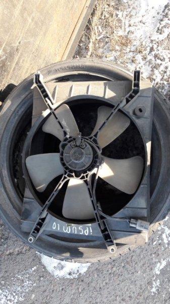 Вентилятор в диффузор Toyota Ipsum SXM10 1998 (б/у)