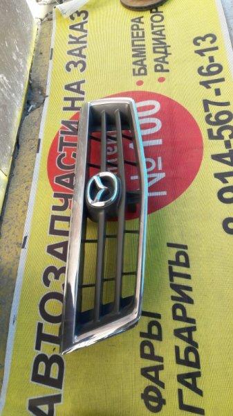 Решетка радиатора Mazda Bongo Friendee SGEW 2003 передняя (б/у)