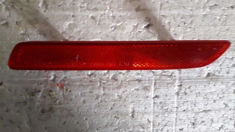 Катафот бампера Honda Crv RE3 2007 задний правый (б/у)