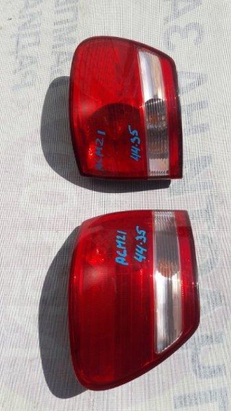 Стоп-сигнал Toyota Ipsum ACM21 2001 задний правый (б/у)