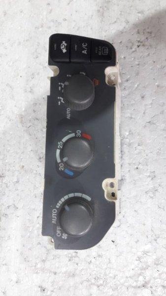 Блок управления климат-контролем Honda Cr-V RD1 1996 передний (б/у)