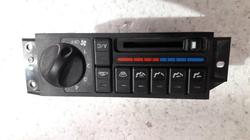 Блок управления климат-контролем Mazda Demio DW3W 1996 передний (б/у)