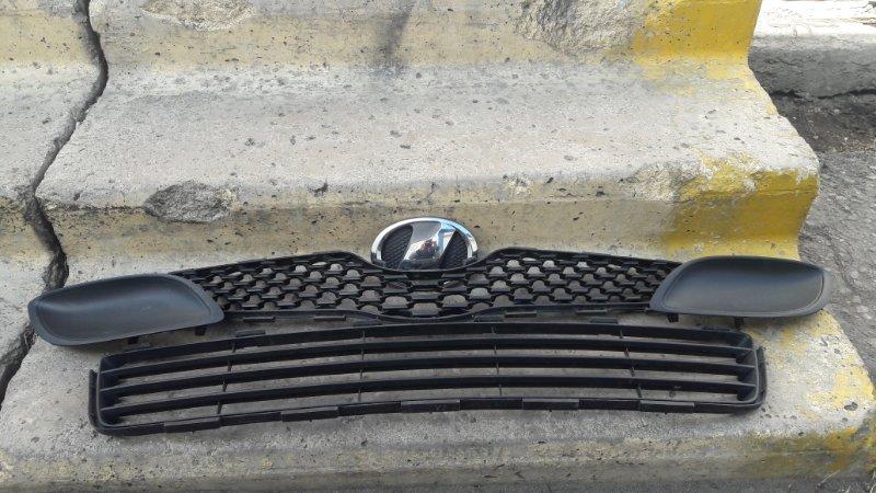 Бампер Toyota Vitz KSP90 2011 передний (б/у)