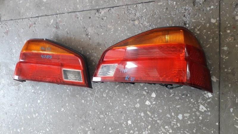 Стоп-сигнал Nissan Laurel GC35 1997 задний левый (б/у)