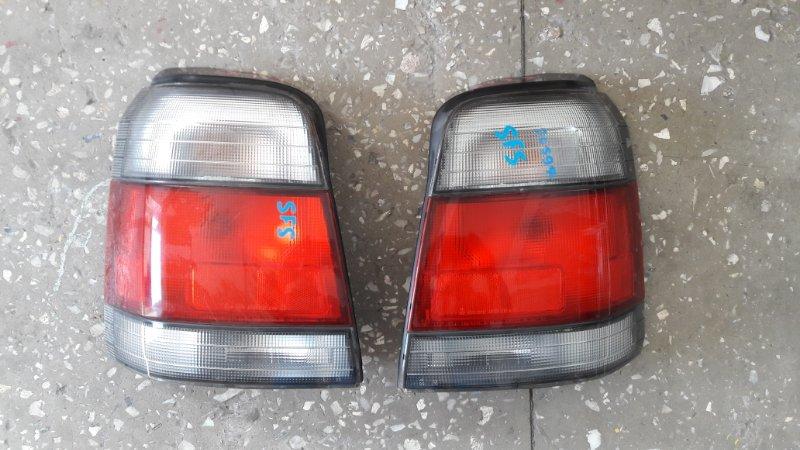 Стоп-сигнал Subaru Forester SF5 1997 задний левый (б/у)