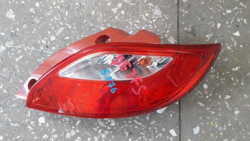Стоп-сигнал Mazda Demio DE3AS 2010 задний правый (б/у)