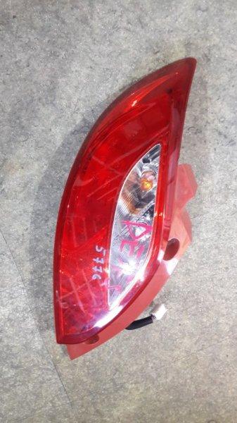 Стоп-сигнал Mazda Demio DE3FS 2010 задний левый (б/у)