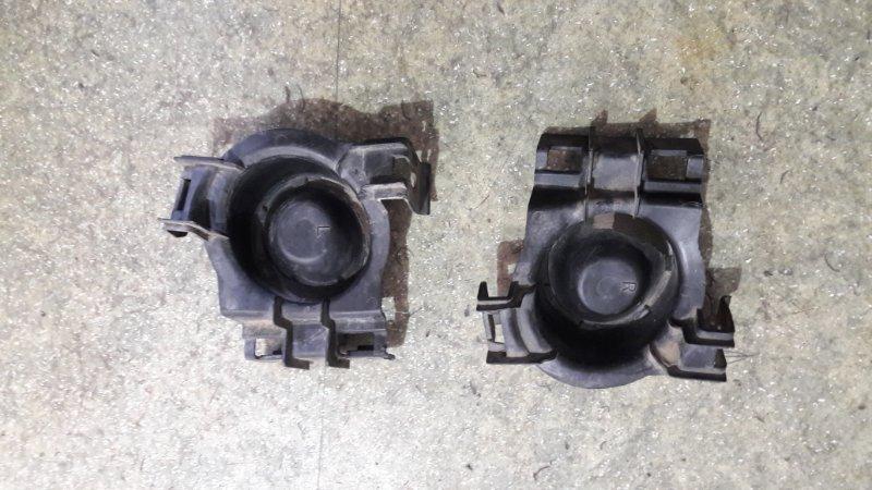 Заглушки в бампер, пара Nissan-L Presage PNU31 2001 (б/у)
