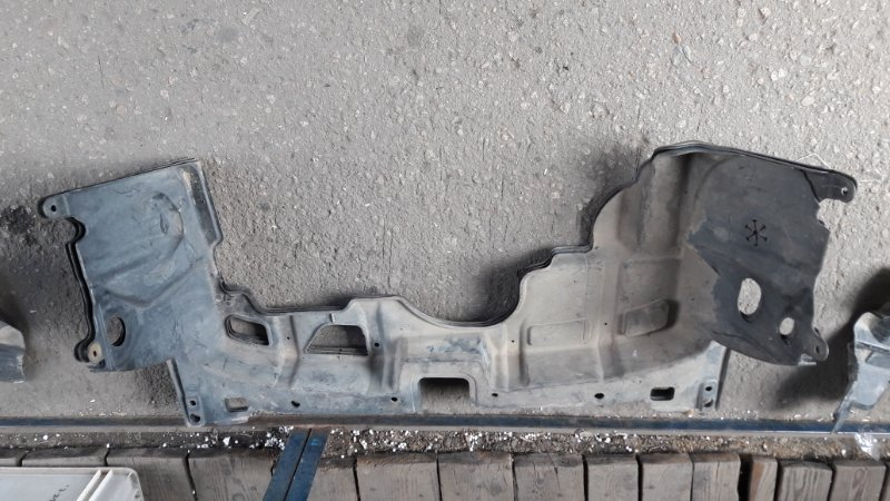 Защита двс Honda Hrv GH1 2000 передняя (б/у)