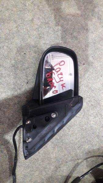 Зеркало Mazda Demio DW3W 2000 переднее левое (б/у)