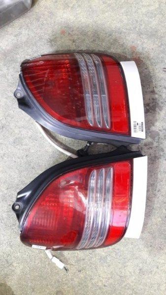 Стоп-сигнал Toyota Corolla Spacio AE111 1996 передний (б/у)