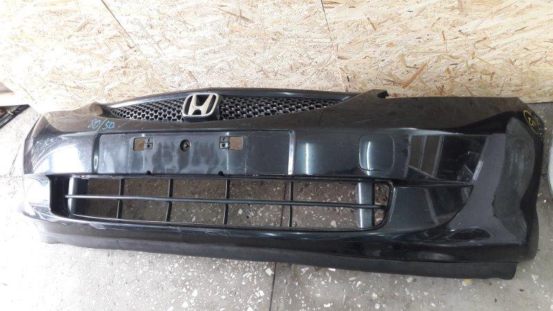 Бампер Honda Fit GD1 2001 передний (б/у)