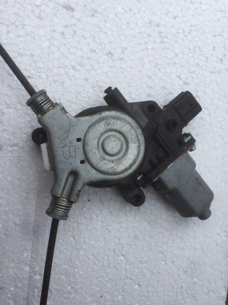 Стеклоподъемник Honda Airwave GB1. GJ2 2005 задний левый (б/у)