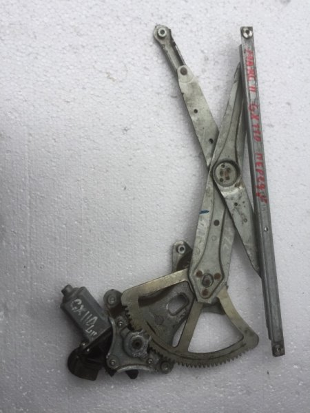 Стеклоподъемник Toyota Mark Ii GX110 GX115 JZX110 JZX115 2001 передний левый (б/у)