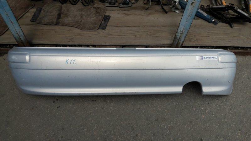Бампер Nissan March K-11 2000 задний (б/у)