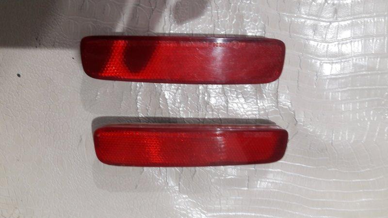 Катафот бампера Nissan Nissan Ad NISSAN AD 2000 задний (б/у)