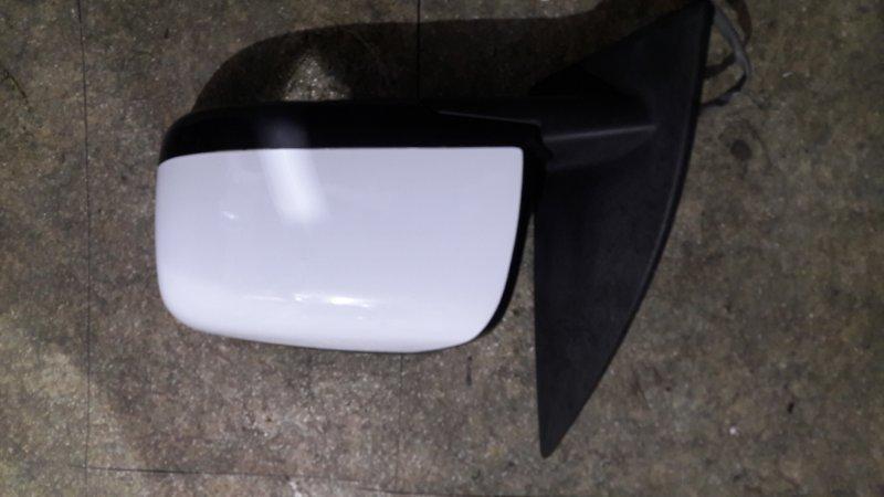 Зеркало Nissan X-Trail DNT31 2008 переднее левое (б/у)