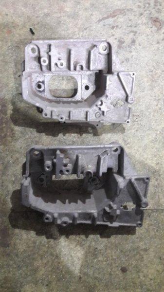 Крепление акпп Nissan Nissan Ad C11 HR15DE 2004 переднее левое верхнее (б/у)