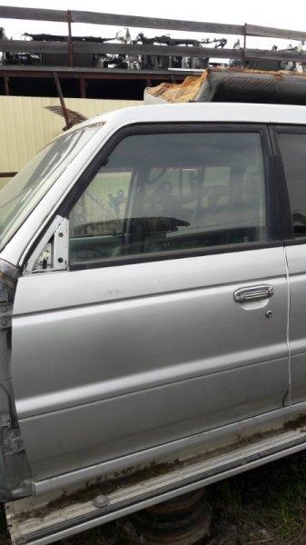 Боковая дверь Mitsubishi Pajero V43W 1998 передняя левая (б/у)