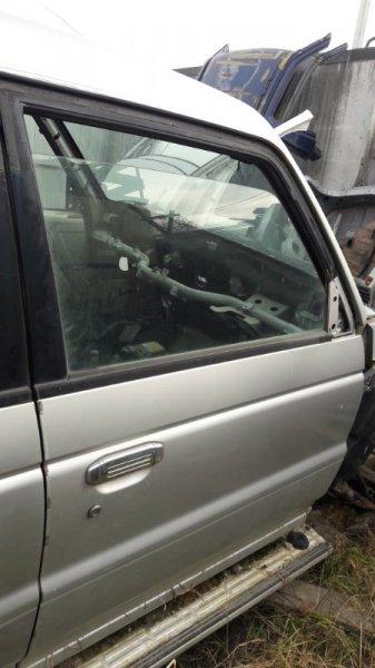 Боковая дверь Mitsubishi Pajero V43W 1998 передняя правая (б/у)