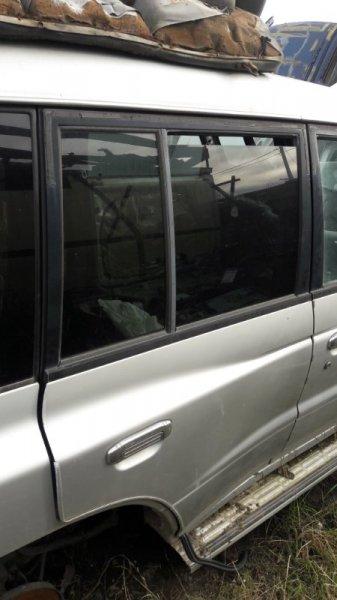 Боковая дверь Mitsubishi Pajero V43W 1998 задняя правая (б/у)