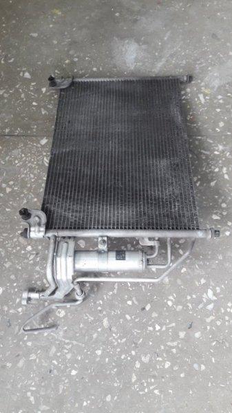 Радиатор-кондиционера Mazda Demio DE3FS 2008 передняя (б/у)