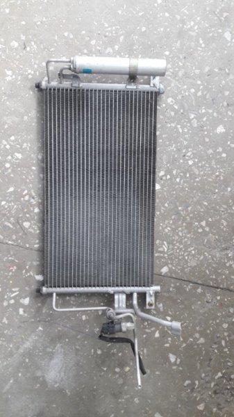 Радиатор-кондиционера Mazda Demio DY3W 2003 передняя (б/у)
