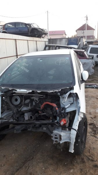 Передняя часть автомобиля Honda Fit -Lda-Hibrid GP1 20011 передняя (б/у)