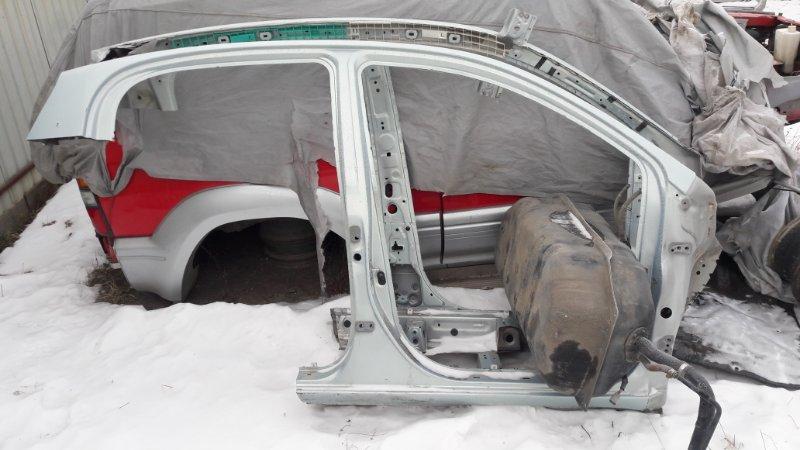 Порог Toyota Vitz NCP10 1999 левый (б/у)