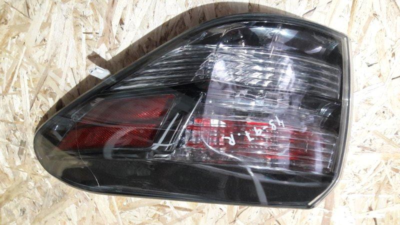 Стоп сигнал Toyota Lexus Rx450 GGL15 2014 задний правый (б/у)