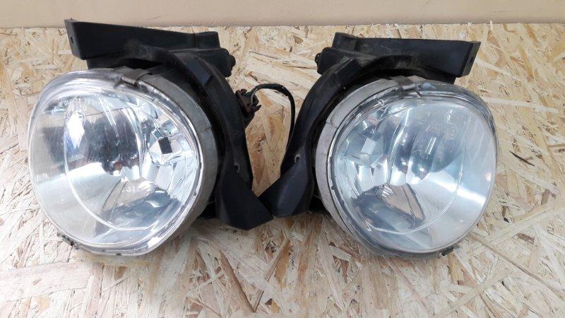 Противотуманная фара- пара Toyota Verossa GX110 GX115 JZX110 JZX115 2001 передняя (б/у)