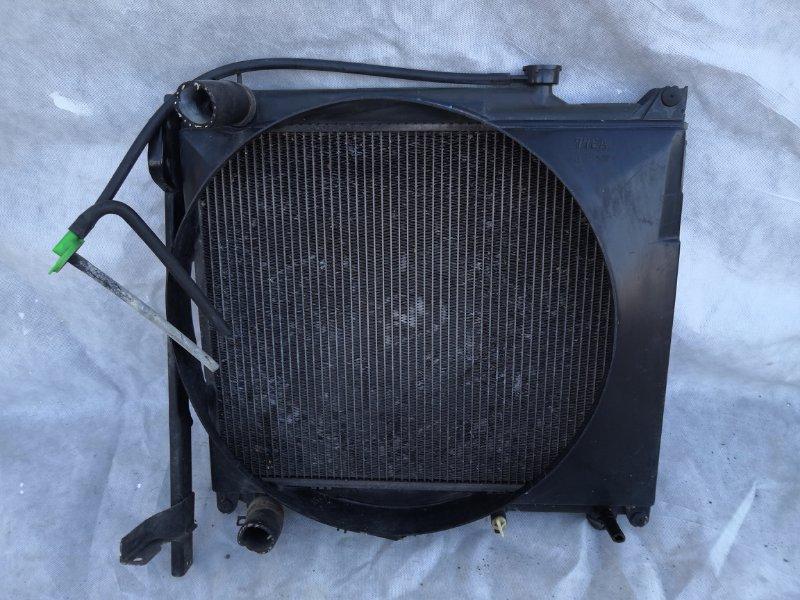 Радиатор двс Suzuki Escudo TA2W 1997 (б/у)
