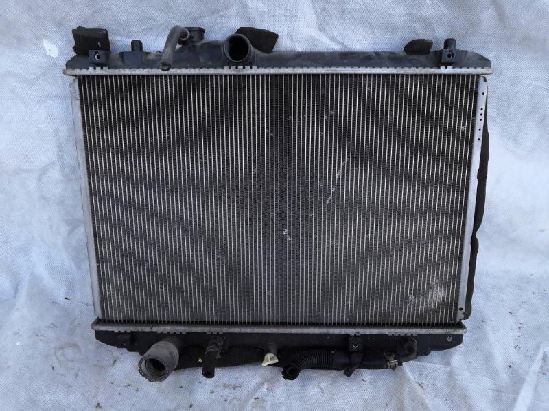 Радиатор двс Suzuki Swift ZC11S M13A 2004 (б/у)