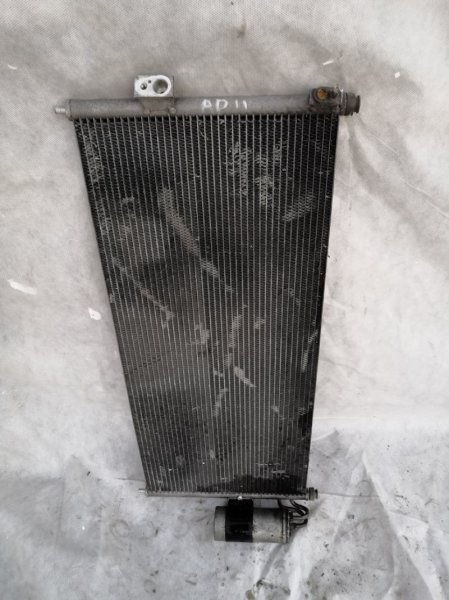Радиатор кондиционера Nissan Ad Y11 1999 (б/у)