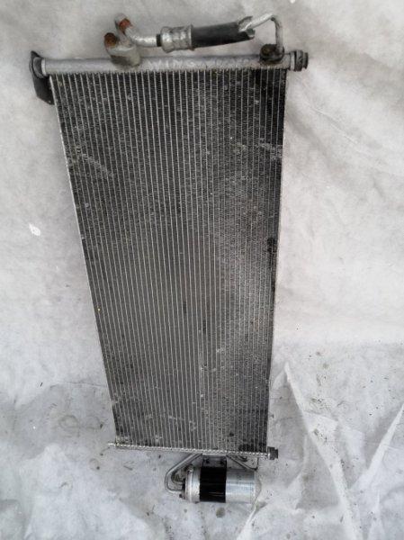 Радиатор кондиционера Nissan Wingroad Y11 1999 (б/у)