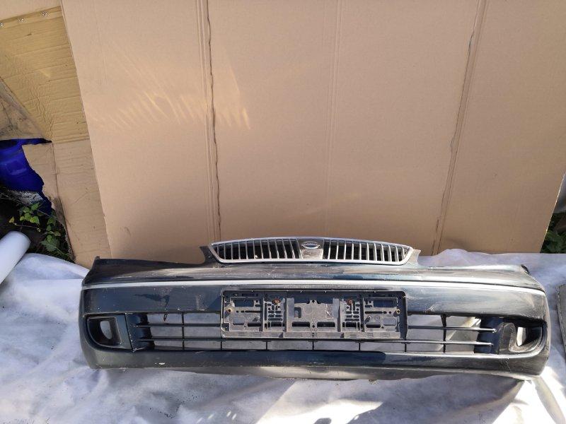 Бампер Nissan Bluebird Sylphy QG10 2000 передний (б/у)