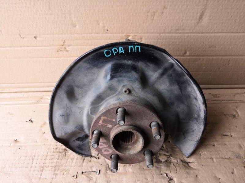 Ступица Toyota Opa ACT10 1 AZ 2000 передняя правая (б/у)