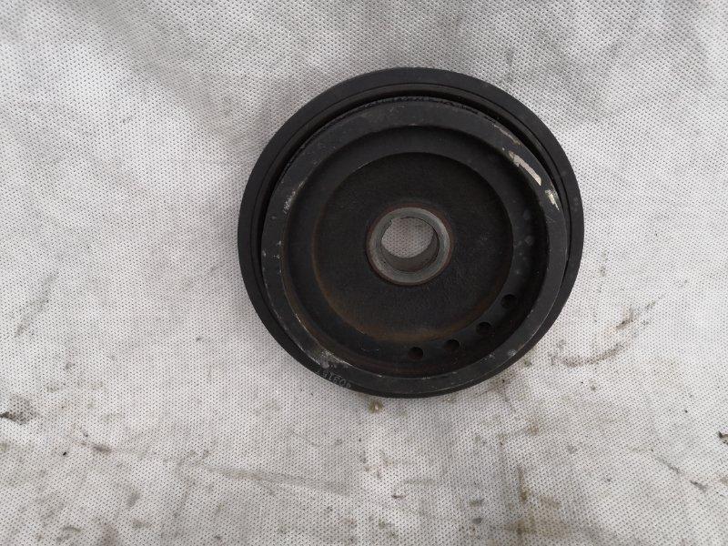 Шкив коленвала Nissan Sunny FB15 QG15 1998 (б/у)