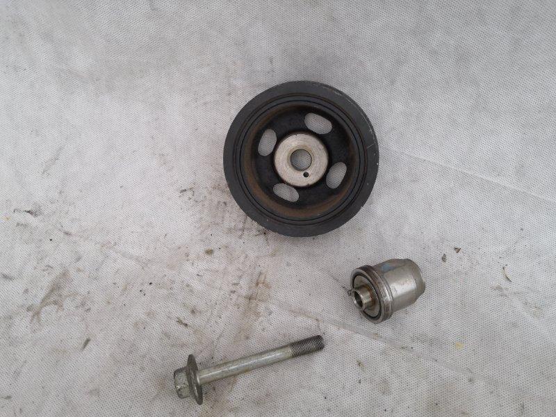 Шкив коленвала Subaru Legacy BN FB20 2012 (б/у)