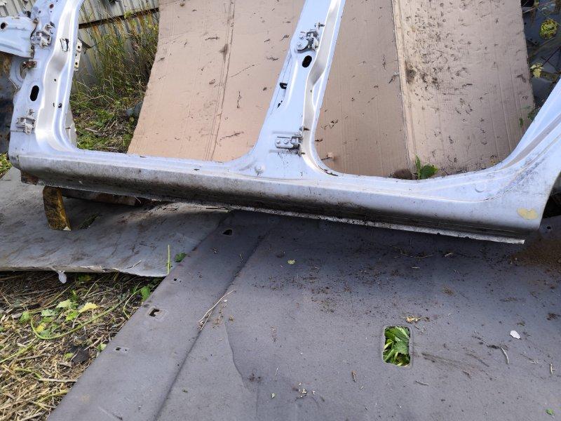 Порог Mitsubishi Lancer Cedia CS2A 2000 левый (б/у)