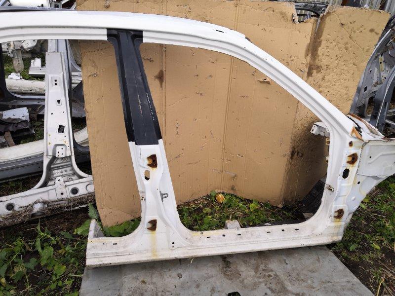 Порог Mazda Familia BJ5P 1998 правый (б/у)