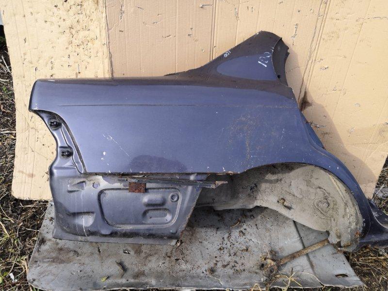 Крыло Toyota Corolla AE 100 1991 заднее правое (б/у)