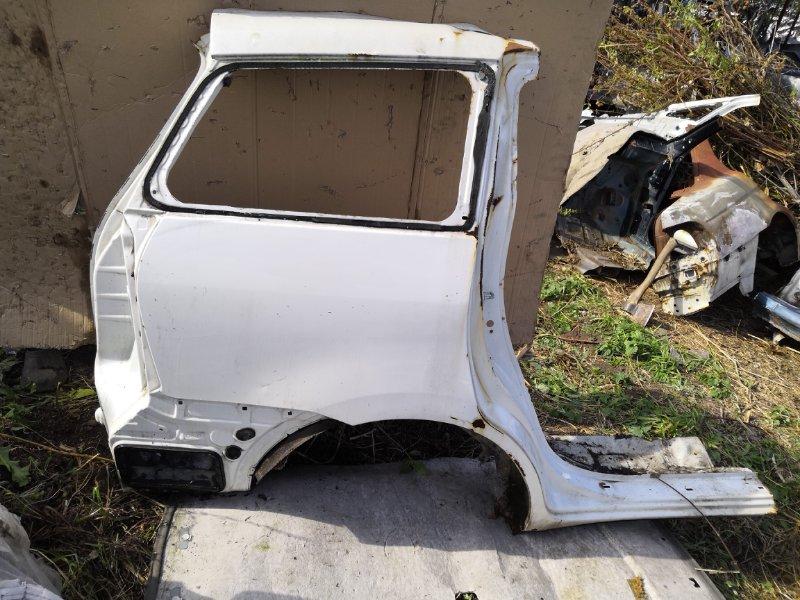 Крыло Toyota Wish ANE10G 2003 заднее правое (б/у)