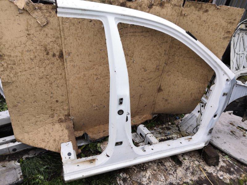 Порог Toyota Corolla NZE 121 2000 правый (б/у)