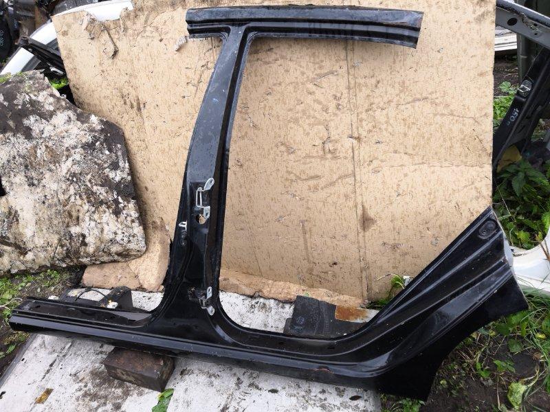 Порог Toyota Corolla NZE 121 2000 левый (б/у)