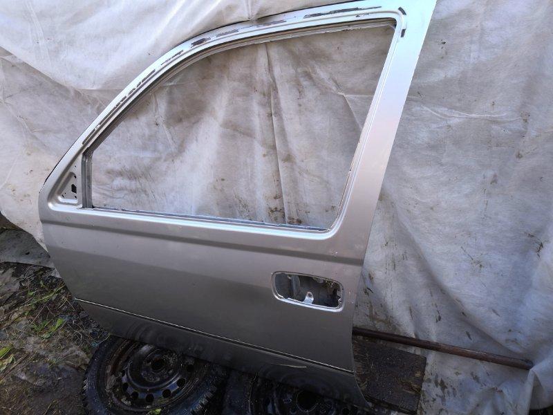 Дверь Toyota Vista SV50 2000 передняя левая (б/у)